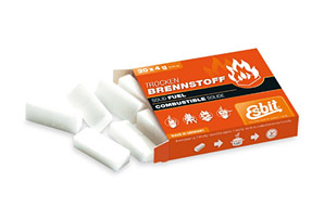 Esbit Solid Fuel 20pc