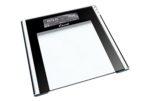 Escali Track & Target Bathroom Scale