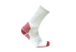 Eurosock Path Silver Crew Outdoor Sock