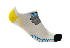 Eurosock Sprint Silver Ultralight Ghost Sock