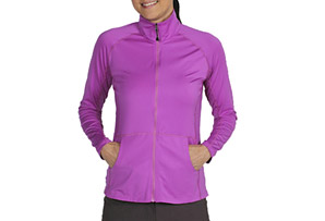 ExOfficio Sol Cool Zippy Jacket-Womens