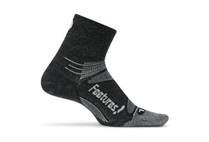 Feetures! Elite Merino+ Ultra Light Quarter Socks