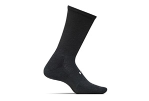Feetures! High Performance Light Cushion Crew Socks