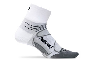 Feetures! Elite Ultra Light Quarter Socks