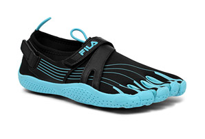 Fila Skele-Toes EZ Slide Shoes - Womens