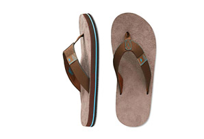 Freewaters Soul Train Flip-Flops - Mens