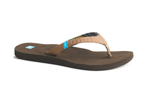 Freewaters Oasis Flip-Flops - Womens