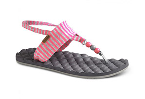 Freewaters Riviera Print Sandal - Women's