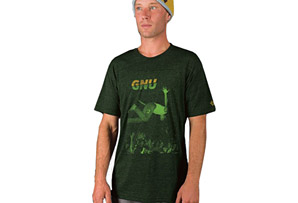 GNU Colver Short Sleeve Tee - Mens
