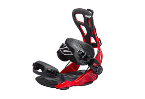 GNU Weird Snowboard Bindings 2013/14