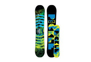 GNU Pickle Snowboard 2013/14