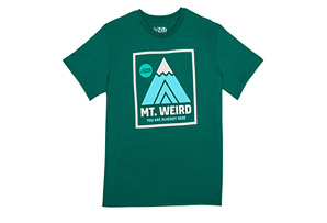 GNU MT. Weird Short Sleeve Tee - Mens
