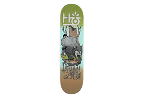 Habitat Terrene Deck