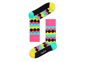 Happy Socks Scales Socks - Unisex