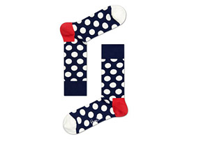 Happy Socks Big Dots Socks - Unisex