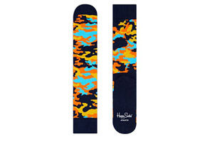 Happy Socks Athletic Camo Socks - Unisex