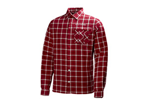 Helly Hansen Odin Flannel Shirt - Mens