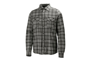 Helly Hansen Spitsbergen Flannel Shirt - Mens