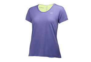 Helly Hansen Aspire Lifa Flow Short Sleeve - Women's