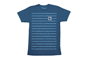 Hippy Tree Plank Tee - Mens