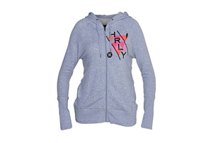 Hurley Yukon Zip Fleece - Wmns