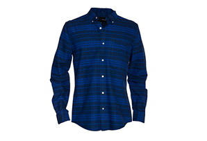 Hurley Ace Oxford L/S Woven-Mens