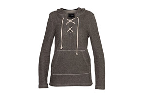 Hurley Cancun Fleece Pullover-Womens