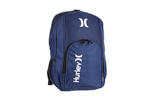 Hurley Laptop Back Pack Solid