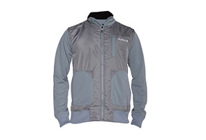 Hurley Altitude Track Jacket- Mens