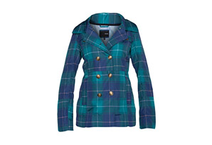Hurley Winchester Slicker Jacket - Womens