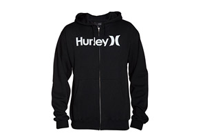 Hurley One & Only Zip Fleece - Boys