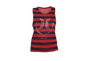 Hurley Switchbone Biker Tank - Womens