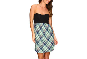 Hurley Capetown Dress - Womens