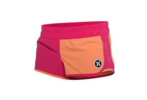 Hurley Phantom Block Party Beachrider Boardshort - Wms