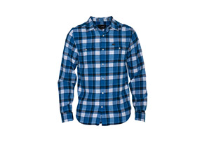 Hurley Baxter Long Sleeve Shirt - Mens