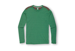 Ibex Echo Outback L/S Tee-Mens