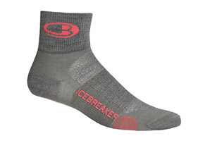 Icebreaker Run+ UL Mini Socks - Womens