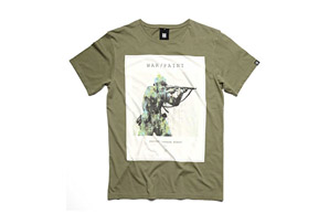 Insight Warpaint Soldier Tee - Mens