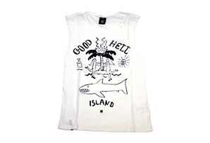 Insight Good Hell Island Muscle Tank - Mens