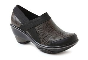Jambu Cali Embossed Shoes - Womens