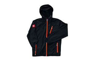 Jetty Rock Clam Shell Windbreaker - Mens