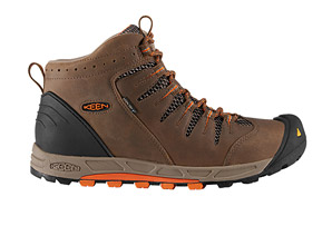 Keen Bryce Mid WP Shoes - Mens