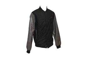 Kr3w Wilcox Letterman Jacket - Mens