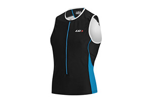 Louis Garneau Pro Sleeveless Semi-Relaxed Tri Top -Mens