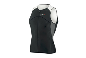 Louis Garneau Comp Sleeveless Tri Top - Men's