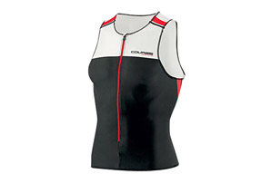 Louis Garneau Tri Elite Course Sleeveless Tri Top - Men's