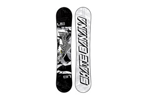 Lib Tech Skate Banana Fundamental Snowboard 2013/2014 - 156cm Wide