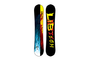 Lib Tech Hot Knife Snowboard 2013/2014 - 156cm
