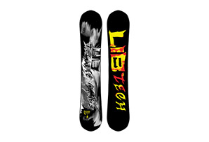 Lib Tech Hot Knife Snowboard 2013/2014 - 153cm