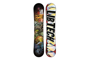 Lib Tech Box Scratcher Snowboard 2015